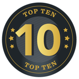 Awarded Top 10