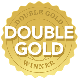 Awarded Double Gold Medal