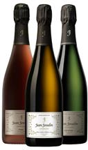 Jean Josselin Three Bottle Champagne Collection (France)