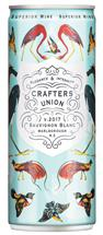 Crafters Union Marlborough Sauvignon Blanc 2017 (250ml)