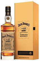 Jack Daniel's Old No 7 Tennessee Whiskey Gold 700ml (Gift Box)