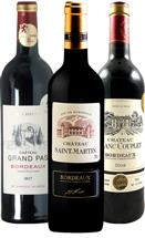 Gold Medal Beautiful Bordeaux Collection (France)