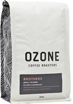 Ozone Brothers Blend Coffee 500g (Brazil, Colombia)