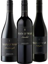The Man O' War Black Label Red Collection