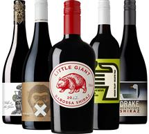 Stellar Aussie Red Collection - Shiraz Edition (Australia)