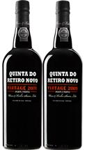 Gold Medal Single Vineyard Vintage Port Gift Collection Twin Pack (Portugal)