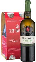 Taylor's Chip Dry White Aperitif NV & East Imperial Tonic Gift Pack