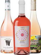 Around the World Rosé Collection