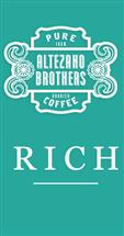 Altezano Coffee Rich Blend 1kg