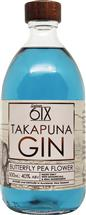 CarbonSix Takapuna Butterfly Pea Flower Gin (500ml)