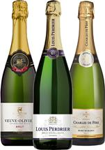 Award Winning French Sparkling Collection