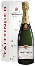 Taittinger Champagne Brut Réserve NV (France) Gift Box