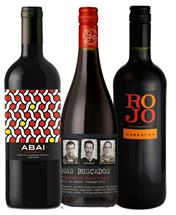 Hot Value Spanish Red Selection (Spain)