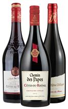 Rich Cotes du Rhone Summer BBQ Reds (France)