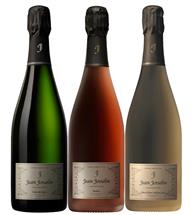 Jean Josselin Champagne Mixed Case