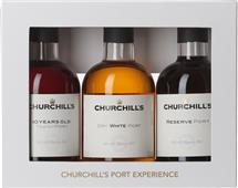 Churchill's Port Trio Pack