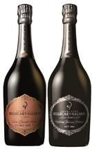 Billecart-Salmon Cuvee His & Hers Love Story Collection