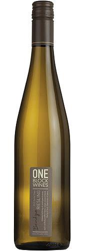 One Block Single Vineyard Bendigo Riesling 2014