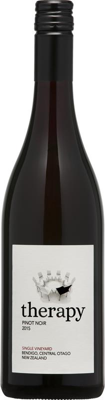 Therapy Single Vineyard Bendigo Central Otago Pinot Noir 2015 (By Lamont)