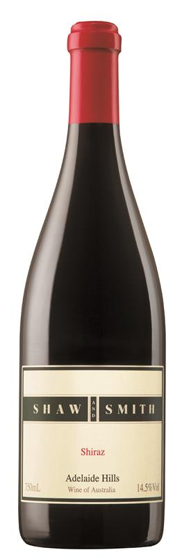 Shaw and Smith Shiraz 2015 (Australia)