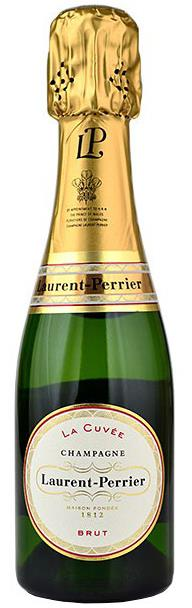 Laurent-Perrier La Cuvee Brut NV 200ml x 6 (France)