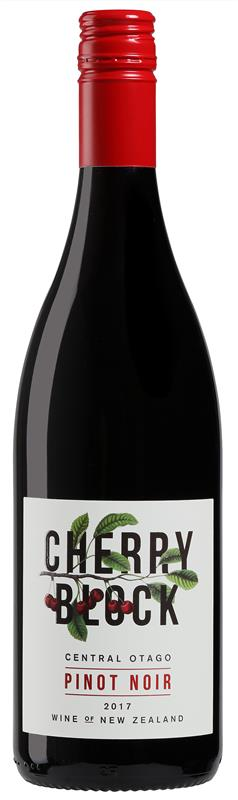 Cherry Block Central Otago Pinot Noir 2017