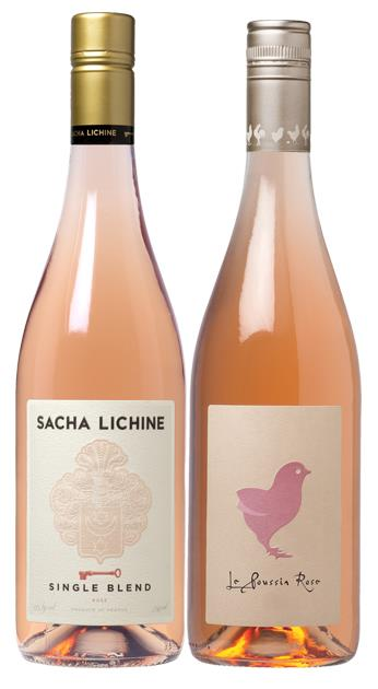 Sacha Lichine Rosé Collection (France)