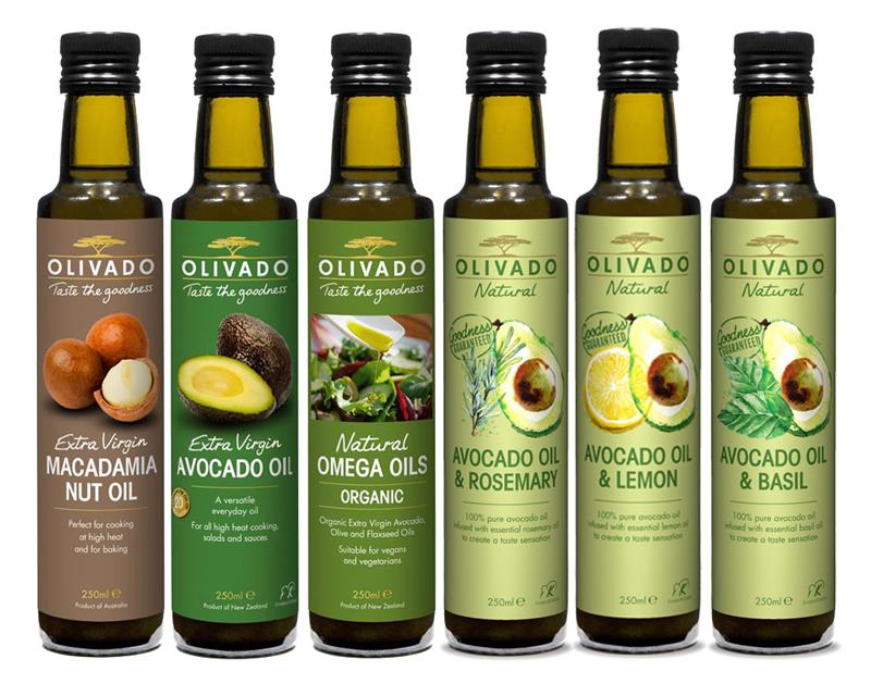 Olivado Mix Pack special (250ml)