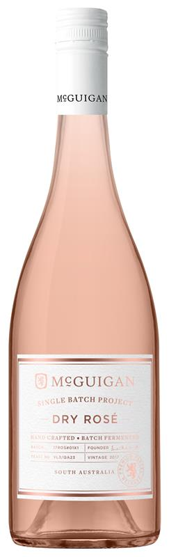 McGuigan Single Batch Project Rose 2017 (Australia)