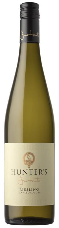 Hunter's Marlborough Riesling 2018