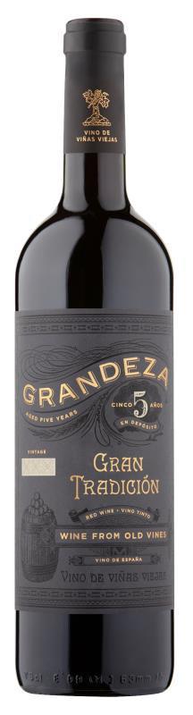Grandeza Gran Gran Tradición Años 5 2012 (Spain)