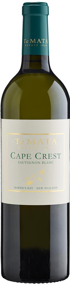 Te Mata Estate Cape Crest Hawke's Bay Sauvignon Blanc 2018
