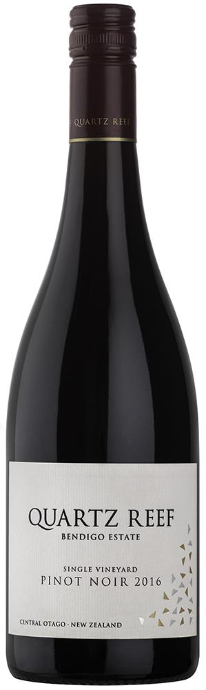 Quartz Reef Single Vineyard Central Otago Pinot Noir 2016