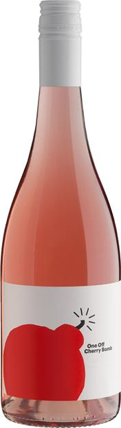 One Off Cherry Bomb Hawke's Bay Rosé 2018