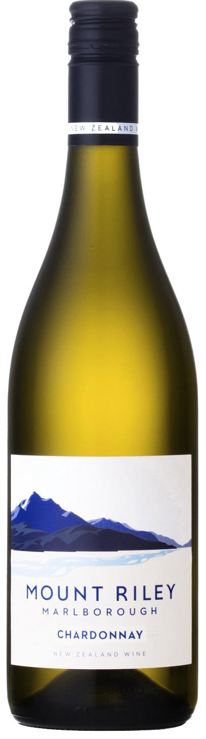 Mount Riley Marlborough Chardonnay 2018