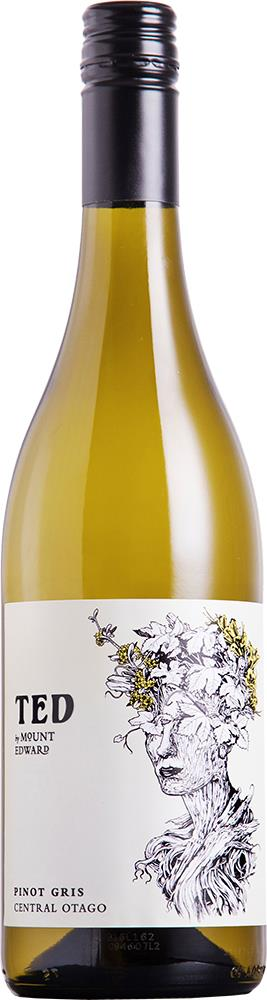 Ted By Mount Edward Central Otago Pinot Gris 2018