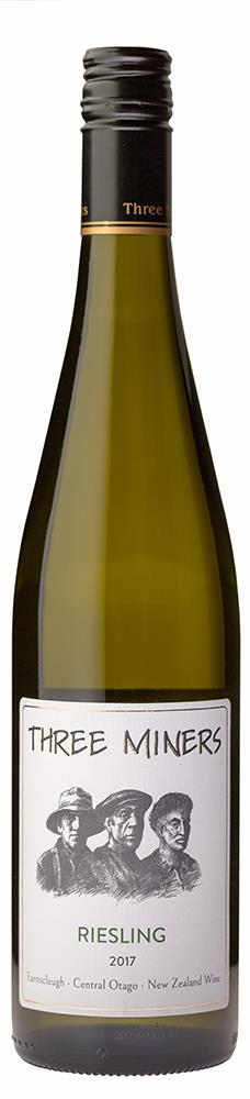 Three Miners Central Otago Riesling 2017