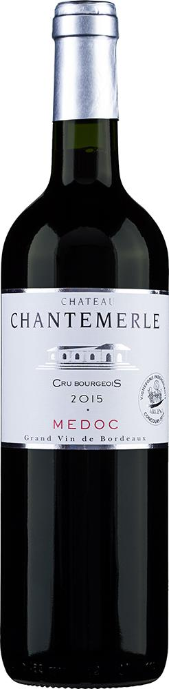 Château Chantemerle Cru Bourgeois 2015 (France)