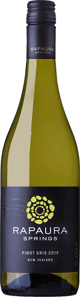 Rapaura Springs Classic Marlborough Pinot Gris 2019