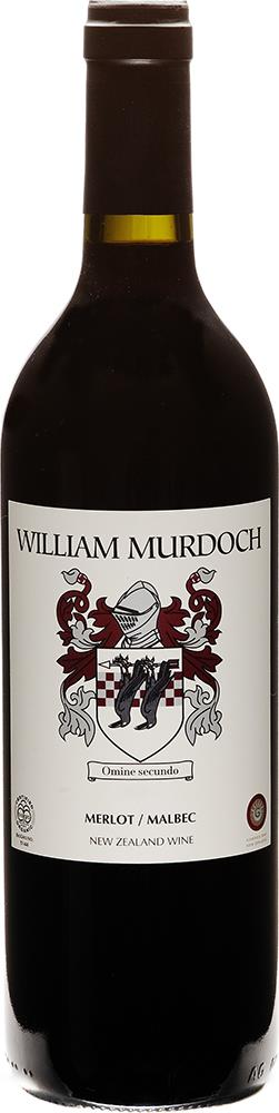 William Murdoch Hawke's Bay Merlot Malbec 2011