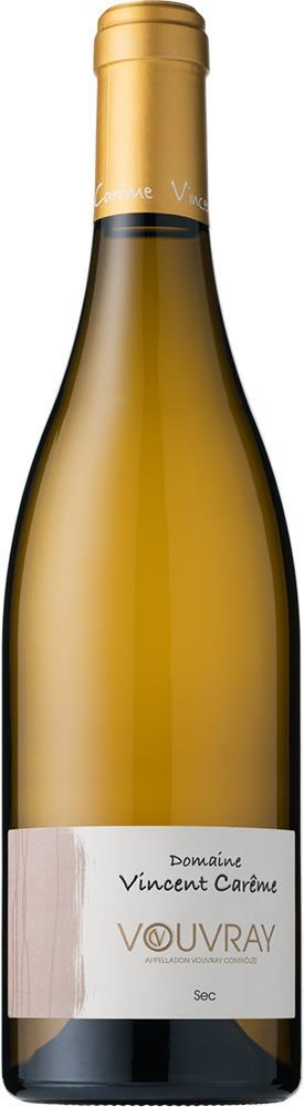 Domaine Vincent Careme Vouvray Chenin Blanc 2017 (France)