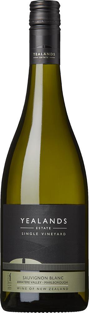 Yealands Estate Single Vineyard Marlborough Sauvignon Blanc 2019