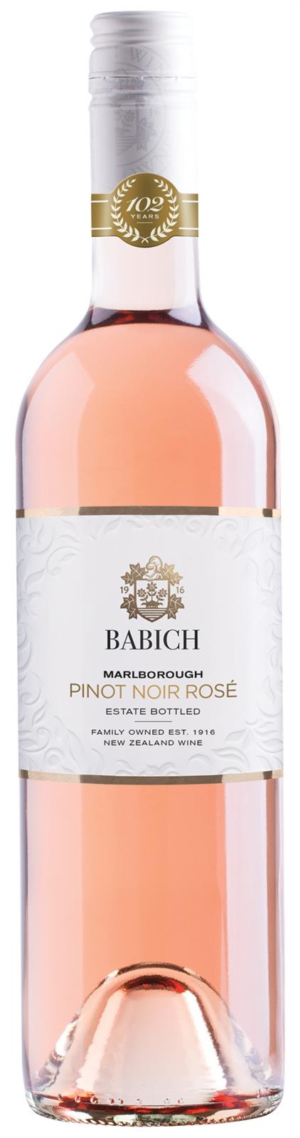 Babich Marlborough Pinot Noir Rosé 2019