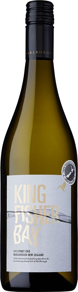 Kingfisher Bay Marlborough Pinot Gris 2018