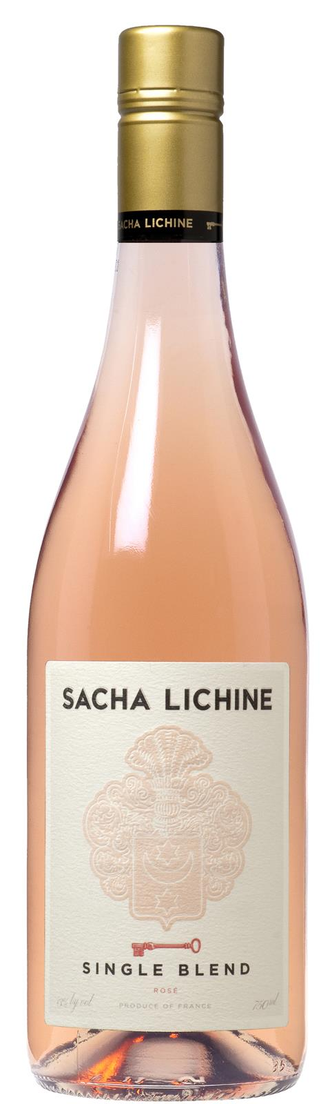 Sacha Lichine Single Blend Rosé 2018 (France)