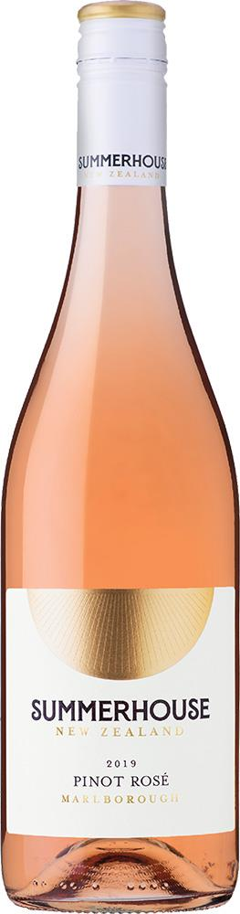 Summerhouse Marlborough Pinot Rosé 2019