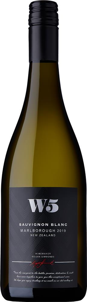 W5 Marlborough Sauvignon Blanc 2019
