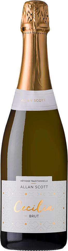 Allan Scott Cecilia Marlborough Brut Méthode Traditionnelle NV