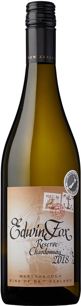Edwin Fox Reserve Marlborough Chardonnay 2018