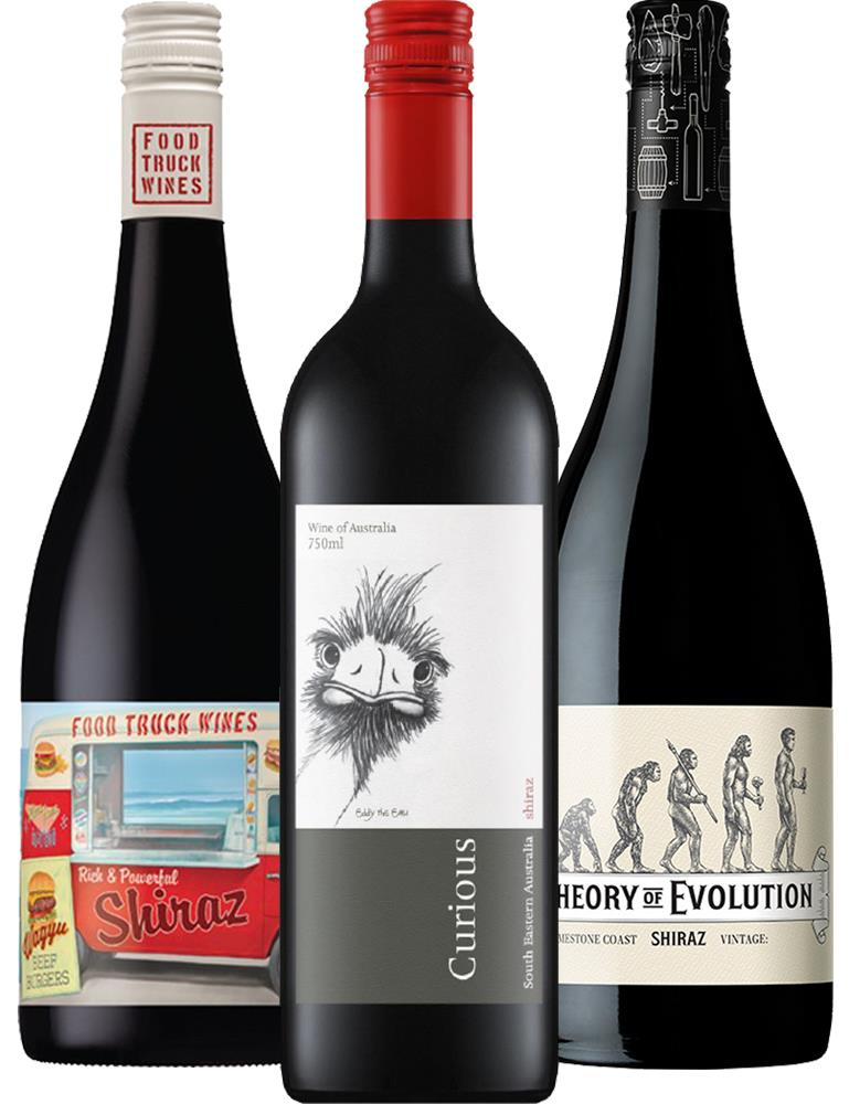 Everyday Shiraz Collection (Australia)